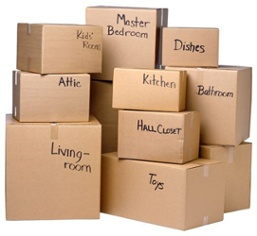 Labeled-moving-boxes
