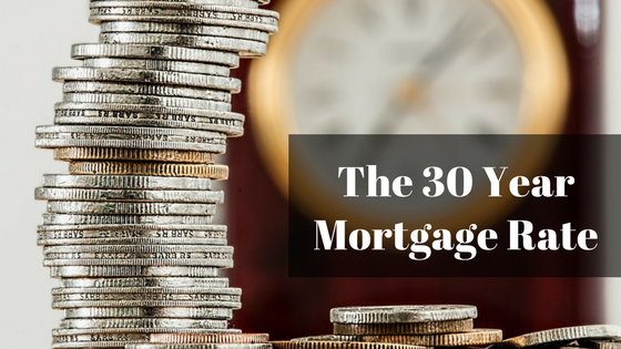 The 30 Year Mortgage Rate