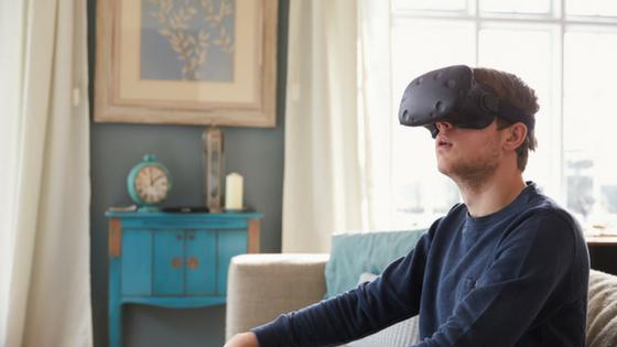 virtual reality headset ohio
