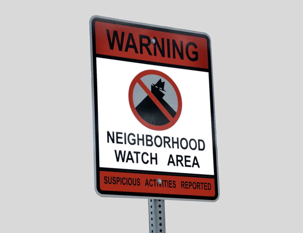 How you can start a Neighborhood Watch