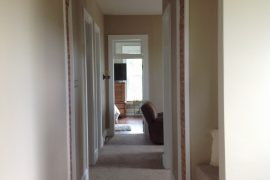 up hallway